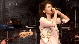Katie Melua - The flood (live ledreborg castle festival)
