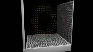 Holographic machine