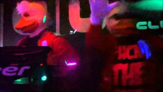 18.6.2011 Donald & Duck live Welcome to St. Tropez @ Cu Club Bern presented by Cosmic Studios