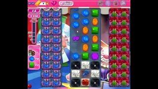 Candy Crush Saga Nivel 1371 completado en español sin boosters (level 1371)