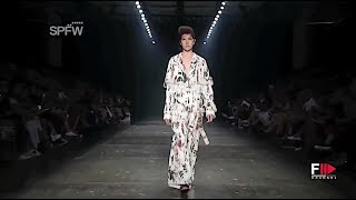 APARTAMENTO 03 Fall 2016 Sao Paulo - Fashion Channel