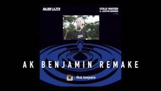 Major Lazer & Justin Bieber & MØ - Cold Water Instrumental (Ak Benjamin Remake)