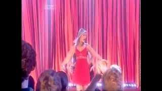 Rachel Stevens - short skirt