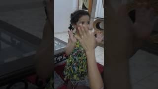 Sara prinsesa song with arab kid