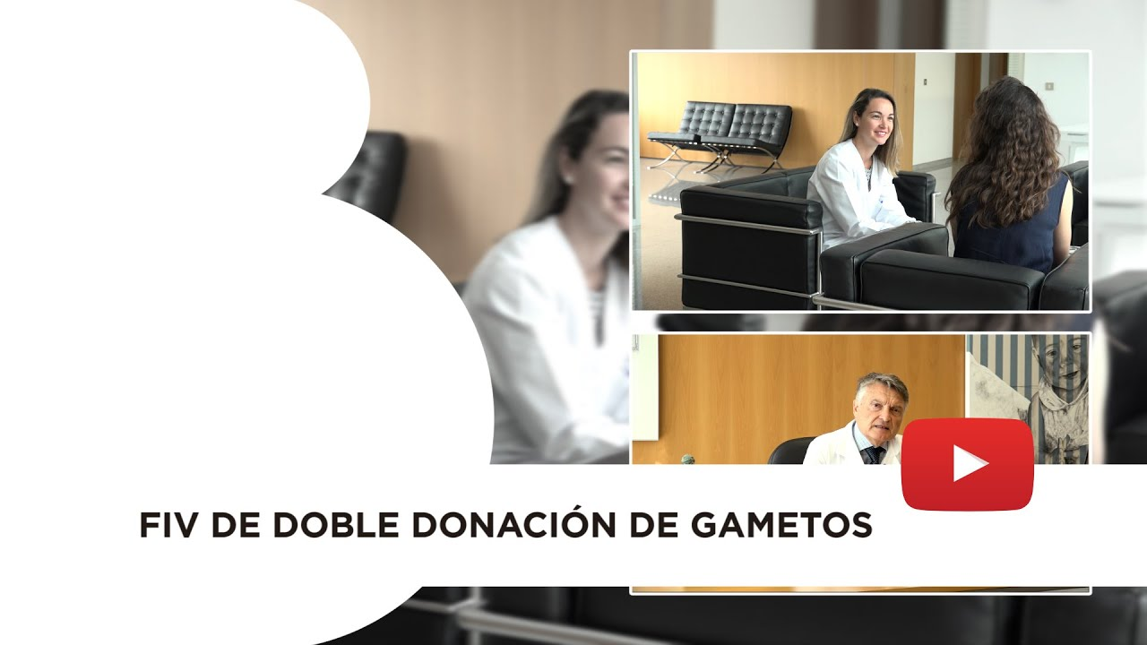 FIV de doble donación de gametos
