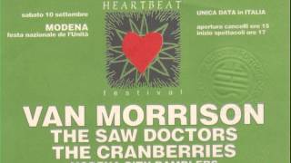Hungry For Your Love  Van Morrison Live 1994 Modena, Italy