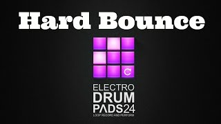 Electro Drum Pads 24 | Hard Bounce