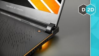 World's Thinnest Gaming Laptop!!