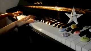 Coldplay - O (Fly on) - piano cover