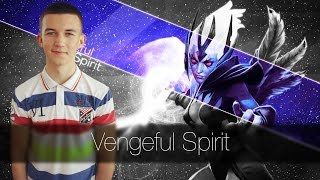 Dota 2 | Vengeful Spirit | by Оладушек с*ка