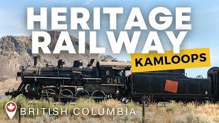 Kamloops Heritage Railway 2016