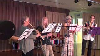 Flute Choir Sioux Chant