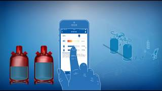 Truma LevelControl -   How's the filling level of my gas bottle?