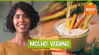 Molho de endro e pepino com vegetais   Bela Gil   Refazenda