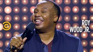 Rappers Should Brag About Drinking Smoothies - Roy Wood Jr.