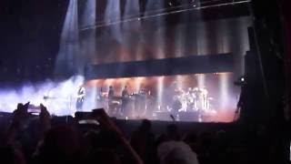 Massive Attack ft Horace Andy - Hymn of the Big Wheel (live)