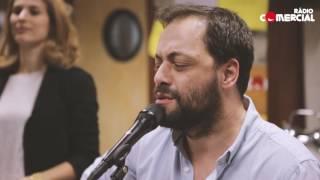 Rádio Comercial | António Zambujo canta o 'Bicho' de Iran Costa