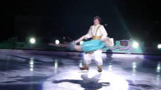 DISNEY ON ICE - Aladim e Jasmine