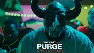 The First Purge – Official Trailer [HD]