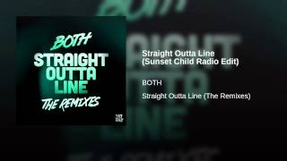 Straight Outta Line (Sunset Child Radio Edit)