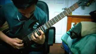 Byron Leon   The Zenith Passage - Kaleidoscopic Tendencies   Guitar Cover