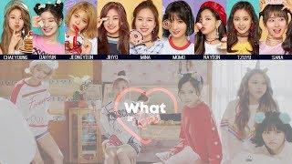 TWICE - What is Love? MV + Lyrics Color Coded HanRomEng