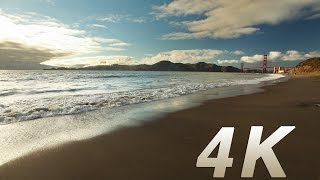 """Return to Sea"" 4K Nature Relaxation 432HZ Video ft Music by Travis Revell"