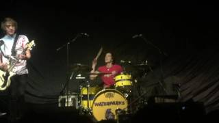Waterparks - Crave, live at the Edinburgh Corn Exchange (27/3/17)