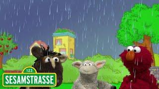 Elmo, Wolle und Pferd: Es regnet so schön | Sesamstraße