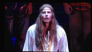 """What a Piece of Work Is Man"" from closing night of Hair"