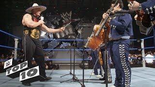 WWE Top 10 superestrellas inesperadamente divertidas