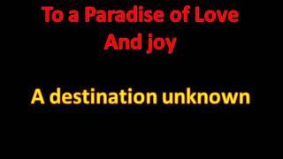 Lyrics//Alex Gaudino ft. Crystal Waters//Destination Calabria//