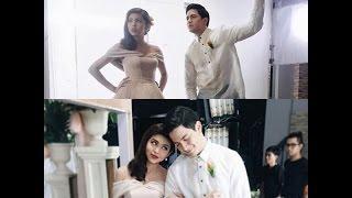 ALDUB - Beautiful In White (Wedding Like MV)