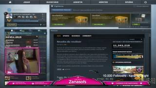 zanasofs - TU BATES FORTE CA DENTRO - Twitch Highlights [7/5/2017]