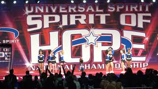 CJA Young Gunz Youth 2 Spirit of Hope Day 1
