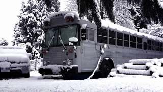 School Bus Life: Snowpocalypse