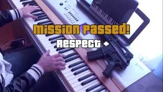 San Andreas - Mission Complete (Piano Cover)