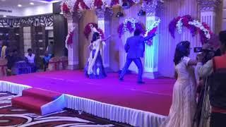 Couple dance Teri Jhuki nazar/oonchi hai building #vk
