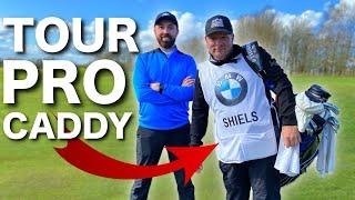 Will a TOUR CADDY improve my golf score?