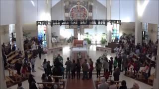 """2016 - """"Deixai as crianças vir até Jesus"""" - Coro Juvenil de São Pedro do Mar, Quarteira"""