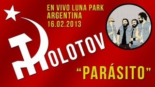 Molotov - Parasito HD Stereo [Argentina En Vivo Luna Park 16.02.2013]