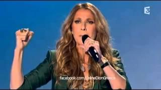 Céline Dion - Parler à mon père (Chabada - France 3 - 2/12/12)