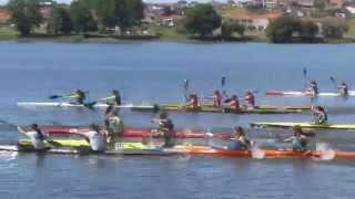 MVI 2854 Canoagem Arcor, Campeonato Nacional de Esperanças.