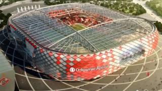 Os 10 estádios mais espetaculares do futuro