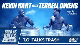 Cold As Balls All-Stars | Kevin Hart & Terrell Owens | Laugh Out Loud Network