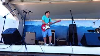 """Washout"" - The Aqualads @ Huntington Pier"
