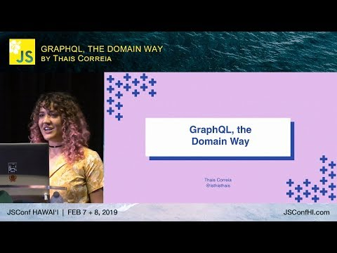 GraphQL, the Domain Way