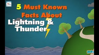 5 Must Known Facts About Lightning & Thunder