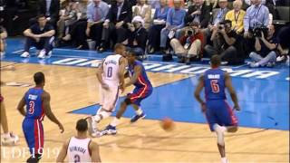 Russell Westbrook Shell Shocked Mix