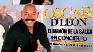 Oscar de Leon el Faraon de la Salsa Esta Viernes 13 de Febrero en Living Night Club Santiago de Cali